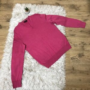 Banana Republic Silk Cashmere Blend Pullover L